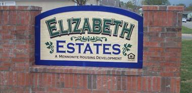 Elizabeth Estates Mennonite Housing